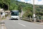 桜島の南側・三州自動車バス