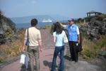 鹿児島ぶらりまち歩き ボランティアガイドと巡る桜島
